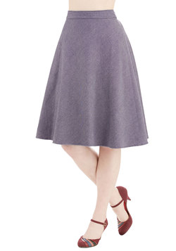 Chambray of Sunshine Skirt