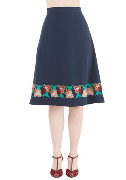 Garland Galore Skirt