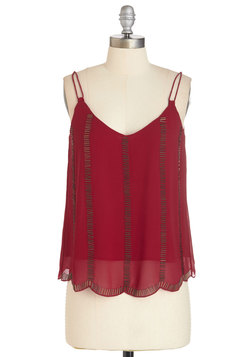 Deco the Distance Top in Ruby