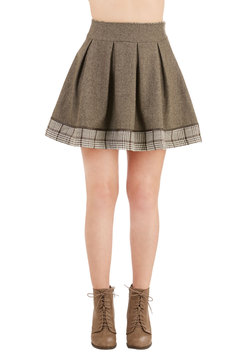 Number One Umber Skirt