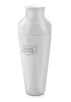 Refinements are Forever Cocktail Shaker