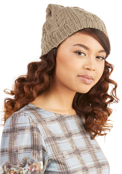 Bring it Dawn Hat in Granola