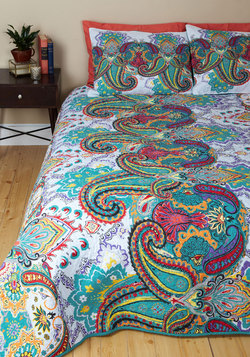Goodnight, Sleep Bright Quilt Set in Queen