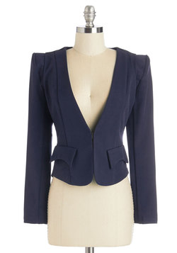 Precedent for Presidents Blazer in Navy