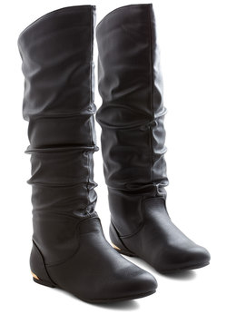 Each and Every Day Boot in Black