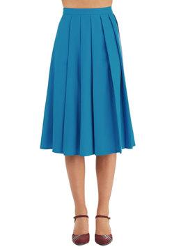 Vibrant Visit Skirt