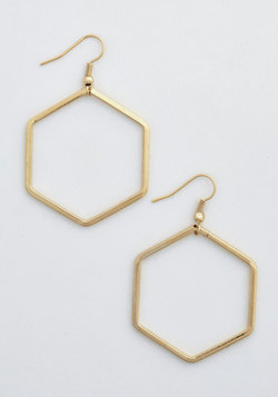 Geo Gal Earrings