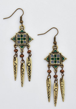Alluring Adornment Earrings