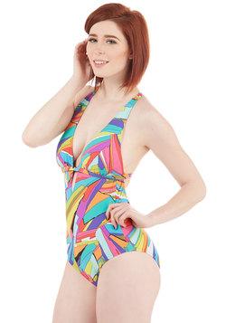 Trina Turk Pier We Go One-Piece Swimsuit