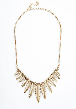 With Fronds Like These Necklace