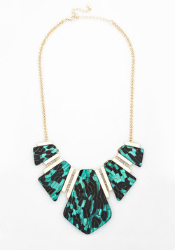 Marbleize the Limit Necklace