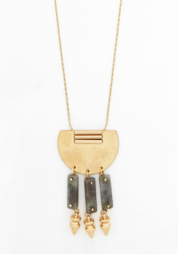 Santa Fe Charm Necklace