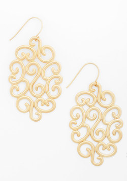 Forever Flourishing Earrings