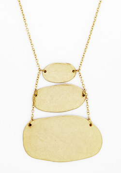 Come On Oval Necklace