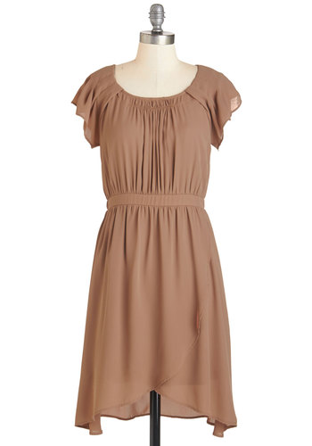 Coffee Date Darling Dress