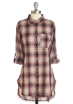 Rustic It Out Tunic
