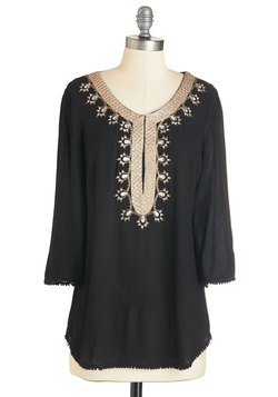 Boho Brilliance Top