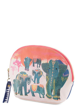 Pachyderm It In Makeup Bag