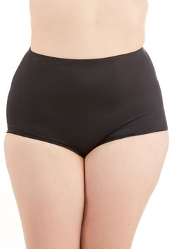Beauty Basics Contouring Undies in Plus Size