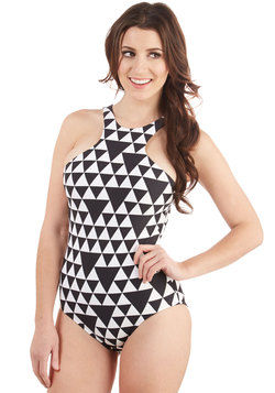 Case in Points One-Piece Swimsuit