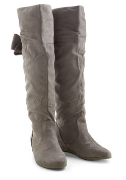 Expanding Horizons Boot in Taupe