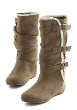 Plush It To the Limit Boot