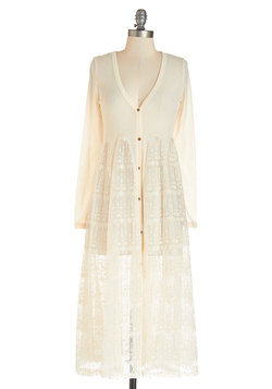 Ethereal and True Cardigan