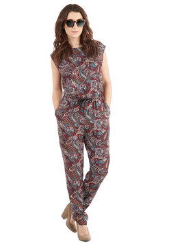 Showcase Your Style Jumpsuit