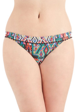 Commotion in the Ocean Swimsuit Bottom