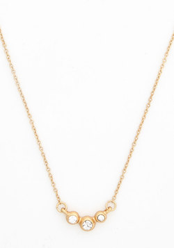 Twinkling Trio Necklace