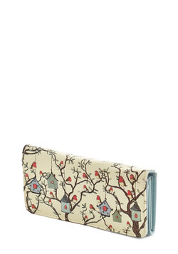 Any Birdie Home? Wallet