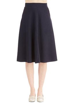 Mid-Century Swoon Skirt