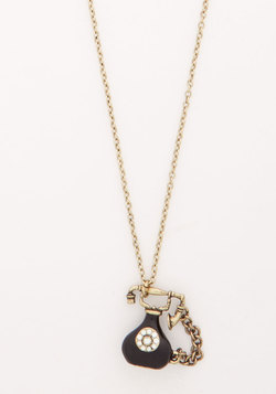 Call on Me Necklace
