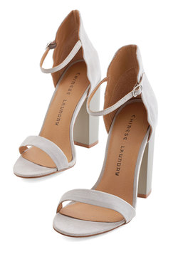 Ifs, Ands, or Struts Heel