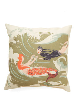 Wonder the Sea Pillow