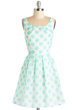 Sea Breeze the Day Dress