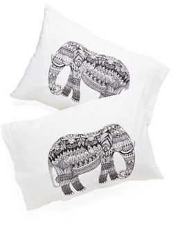 From Tusk Til Dawn Pillow Shams
