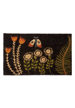 Flutter Beauty Doormat