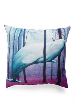 You Gotta Beluga Pillow