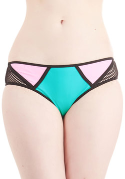 Colorblock the Boat Swimsuit Bottom