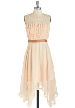 Rosette Yourself Apart Dress