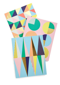 Geometric Musings Journal Set
