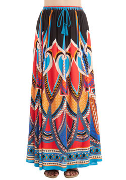 Resort Reviewer Skirt in Cove