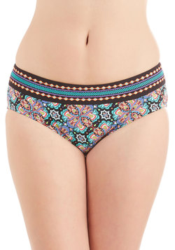 What Are You Wading For? Swimsuit Bottom