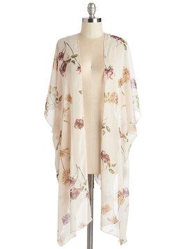 Graceful Efflorescence Jacket