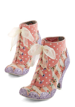 You're Glam-azing! Bootie