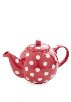 Steep It Up! Teapot