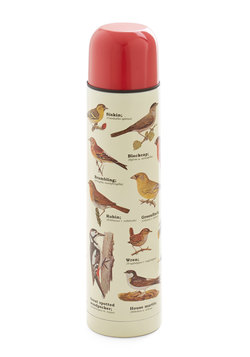 Bird Swatching Travel Bottle
