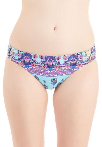 Nanette Lepore Seaside Masterpiece Swimsuit Bottom