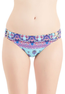Nanette Lepore Seaside Masterpiece Swimsuit Bottom